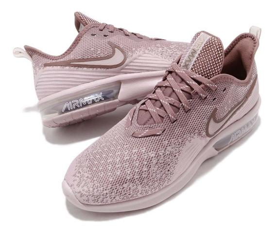 Zapatillas Nike Air Max Sequent 4 Mujer - La Plata -