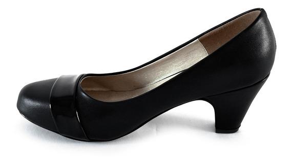 Zapatos Zapatillas Tacones Mujer Zapatilla Confort Dama Colores Modelos Diseño Calidad -03