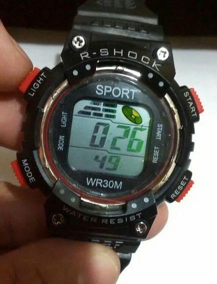 Relógio Digital Esporte Top Barato
