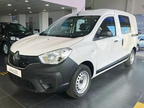 Renault Kangoo Ii Express Confort 5a Diesel 2021 Contado