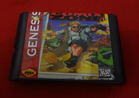 Comix Zone Mega Drive (paralelo Novo)