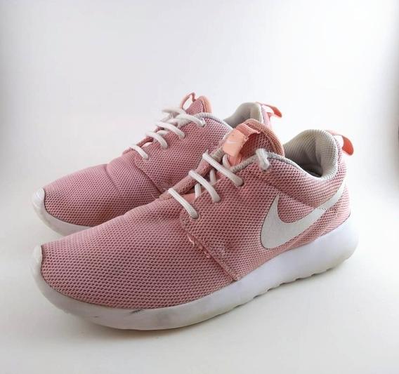 Zapatilla Nike Niña Mujer Color Rosa Running Talle 35.5