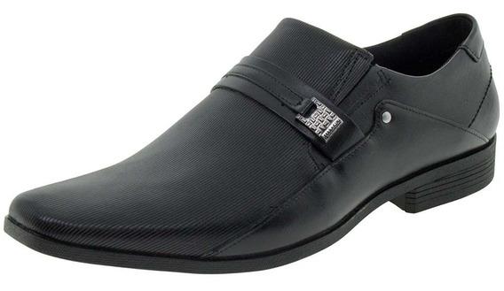 Sapato Masculino Social Preto Ferracini - 4059