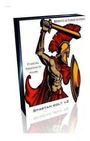 Robô Forex - Ea Spartan Bolt V.3.3 - Dispensa Apresentações
