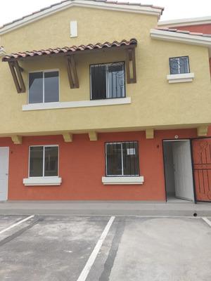 Se Renta Casa Nueva 3 Recamaras 2 Baños Y 2 Estacionamiento