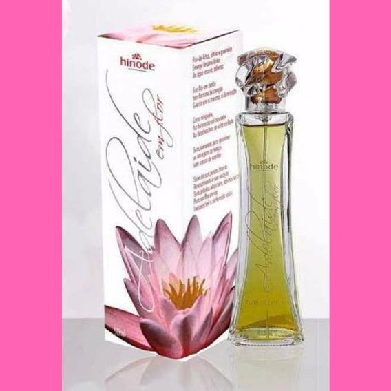 Perfume Feminino Hinode Adelaide Em Flor De Lótus 50ml