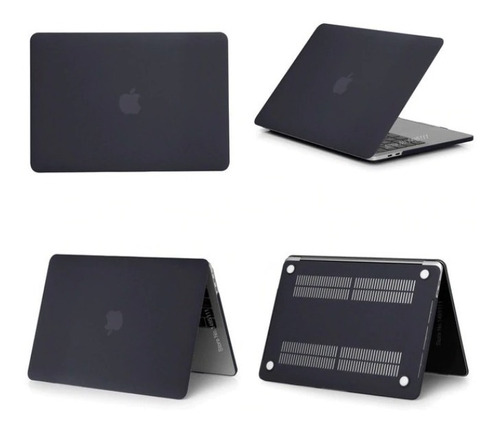 Case Rigido Macbook Pro 15 Touch Bar A1707 A1990 Teclado Mic