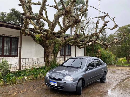 Imagem 1 de 14 de Renault Clio 2001 1.6 16v Rn 5p