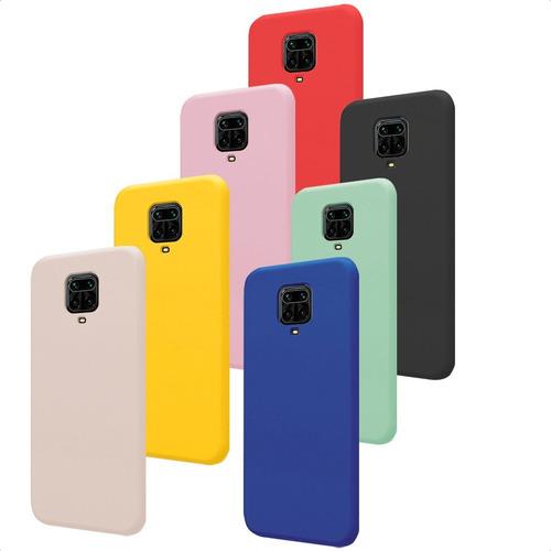 Carcasa Protector Silicona Xiaomi Redmi Note 9s/ 9 Pro- Otec