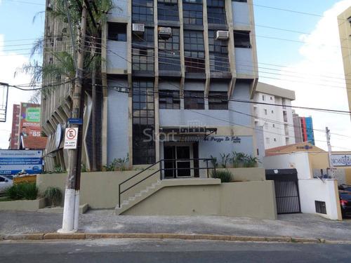 Sala Para Aluguel Em Vila Itapura - Sa102006