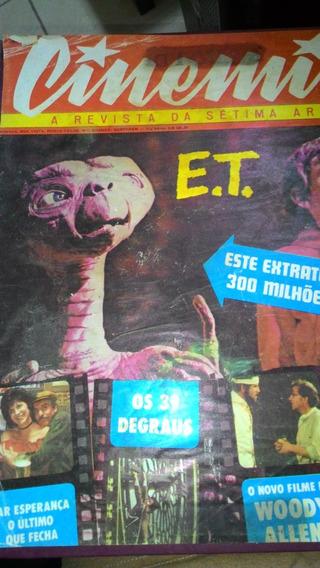 Cinemim A Revista Da Sétima Arte, 5. Edição, Nº 1 Ao 10 .