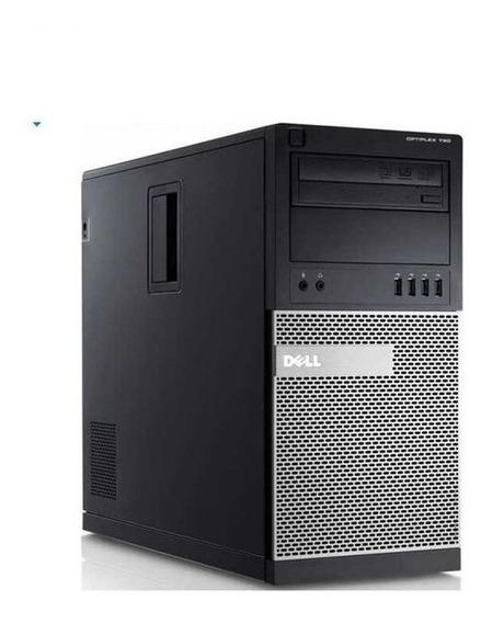 Cpu Dell 790 Core I5 16gb Ddr3 Ssd 480