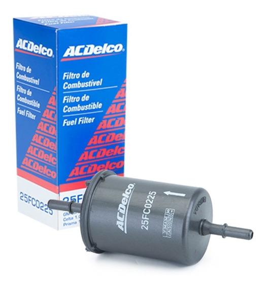 Filtro Combustivel Pequeno Flex Alco. Prisma 2007 A 2019