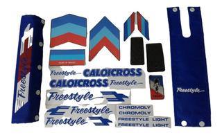 Adesivos Espumas Freestyle Caloi Cross Extra Light Nylon