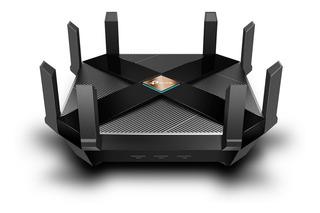 Router Gigabit Wifi 6 4 Bandas Archer Ax6000 Tp-link 6gbps