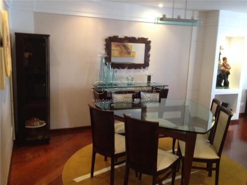 Imagem 1 de 23 de Apartamento Com 3 Dormitórios Para Alugar, 190 M² Por R$ 5.000,00 - Jardim - Santo André/sp - Ap1510