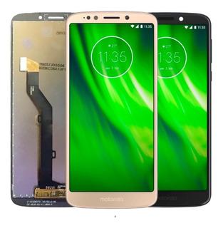 Tela Touch Display Lcd Frontal Moto G6 Play Xt1922 Motorola