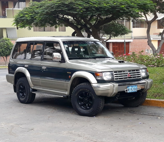 Mitsubishi Montero Año 95 4x4