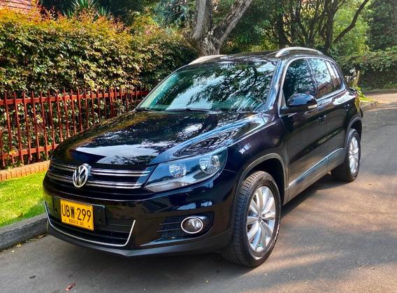 Volkswagen Tiguan Sport & Style 2.0 Turbo 4x4 Negra