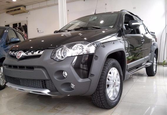 Fiat Strada 0km 150 Mil Y Cuotas Solo Con Dni Consulta