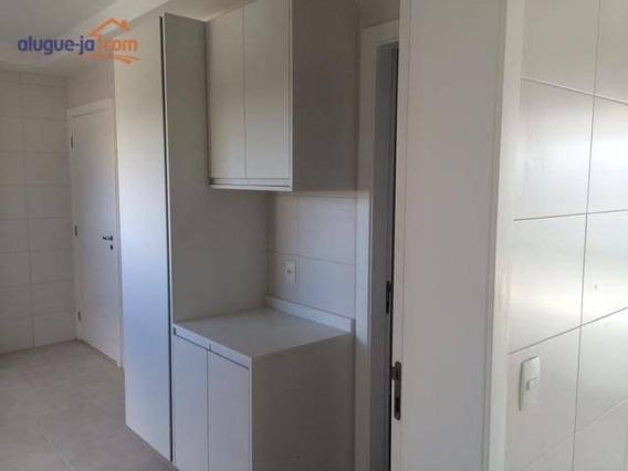 Apartamento Com 4 Dormitórios Para Alugar, 259 M² Por R$ 5.000,00/mês - Jardim Esplanada - São José Dos Campos/sp - Ap5208