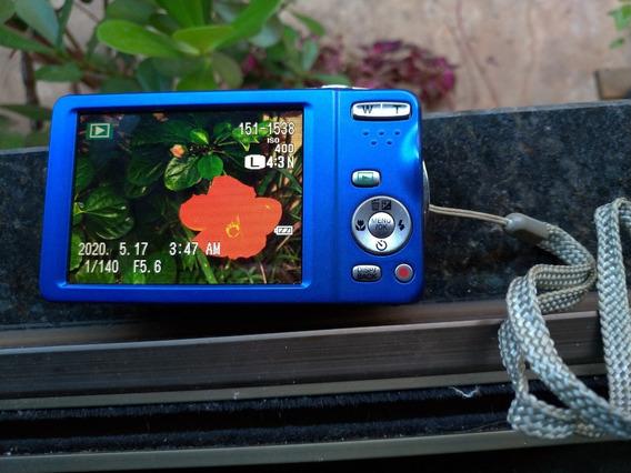 Câmera Digital Fujifilm Finepix T400 (azul)