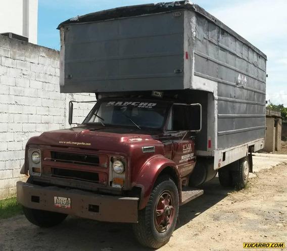 Camiones Cavas Chevrolet C-60