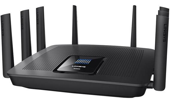 Router Linksys Mu-mimo Gigabit Max-stream Rompemuros Gtia Oficial - Factura A Y B