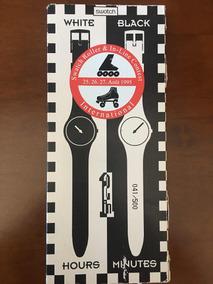 Relógio Swatch Roller & In - Line Contest Peça De Coleção