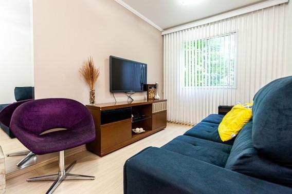 Apartamento Em Centro (cotia), Cotia/sp De 46m² 2 Quartos À Venda Por R$ 220.000,00 - Ap409162