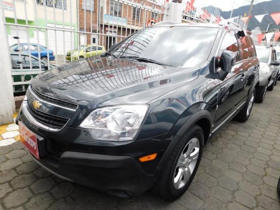 Chevrolet Captiva Sport Aut 2.4 Gasolina 4x2