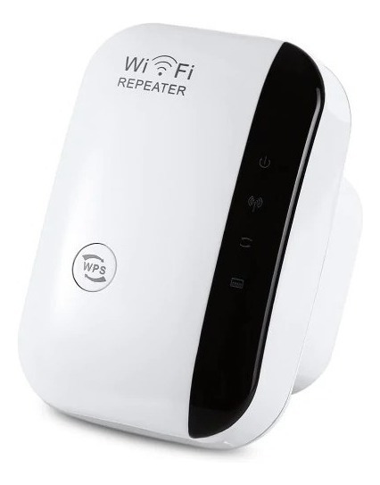 Repetidor Wifi Amplificador Señal 300mbps Wireless-n