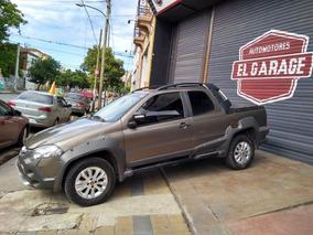 Fiat Strada Adventure 2013 Gnc Doble Cabina. Muy Buena!!!