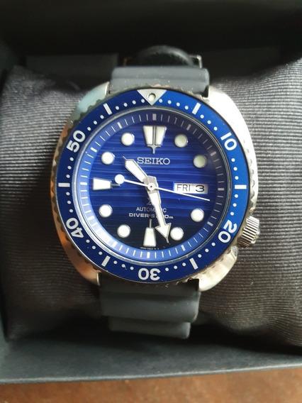 Relógio Seiko Srpc91 Autom Turtle Dive Ocean Especial