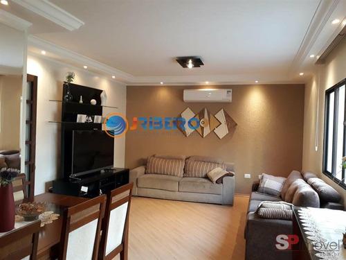 Imagem 1 de 14 de Casa Em Condomínio Para Venda 3 Dormitorios 1 Suite 3 Vagas Forno A Lenha Em Vila Maria Alta São Paulo-sp - 138421g