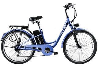 Bicicleta Eléctrica Vatio Enjoy Modelo 2019 Rodado 26