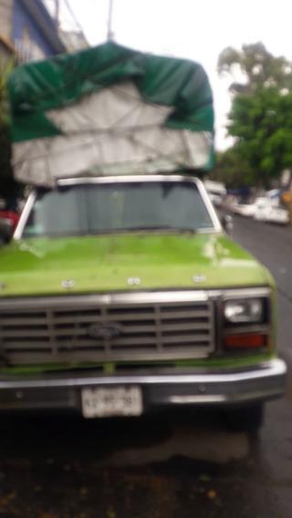 Ford Modelo 80 1980