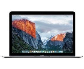 Notebook Apple Macbook 12in Core M3 Dual Core 8gb 512gb