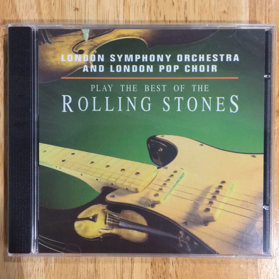 Cd London Symphony Orchestra Play Best Of The Rolling Stones