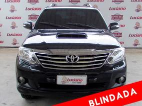 Toyota Sw4 Hilux Srv 3.0 Tdi 4x4 Diesel Blindada