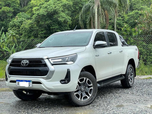 Toyota Hilux 2021 2.8 Tdi Srx Cab. Dupla 4x4 Aut. 4p