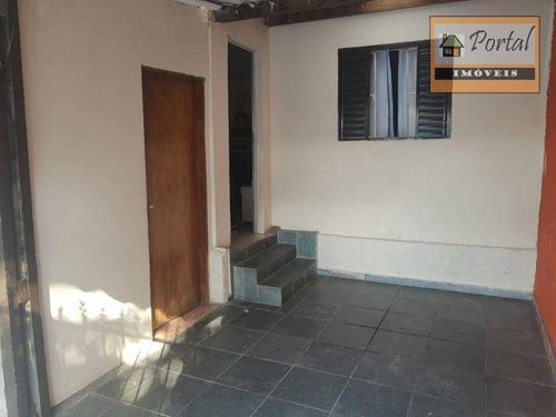 Imagem 1 de 11 de Casa Com 2 Dormitórios À Venda, 87 M² Por R$ 220.000 - Conjunto Habitacional São José - Campo Limpo Paulista/sp - Ca0604