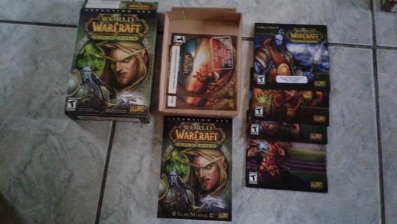 World Of Warcraft Burning Crusade Expansion Set