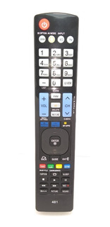 Control Remoto Tv Lg Smart Lcd Led 3d 481
