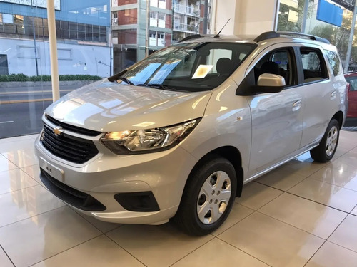 Plan Chevrolet 100% Spin Lt 36cts Pagas 0km 2020 0% Interés