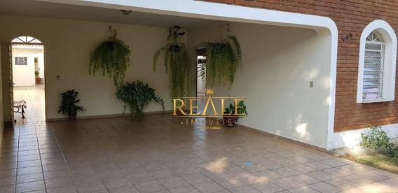 Casa Com 3 Dormitórios Para Alugar, 188 M² Por R$ 2.500/mês - Centro - Vinhedo/sp - Ca1225