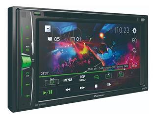 Radio Para Carro Pioneer Avh A105dvd Mp3 Usb Dvd