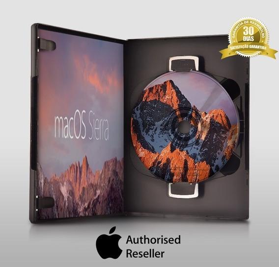 Macos Sierra 10.12 Original - Frete Grátis