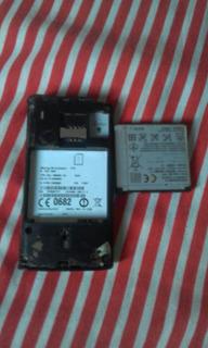 Sony Ericsson E15a Defeito