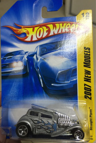 Hot Wheels 2007 New Models Straight Pipes